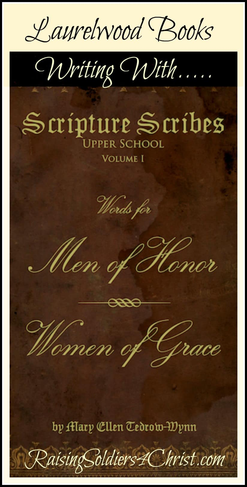 Scripture Scribes-Graphic