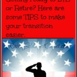 Transitioning From the Military-Tips
