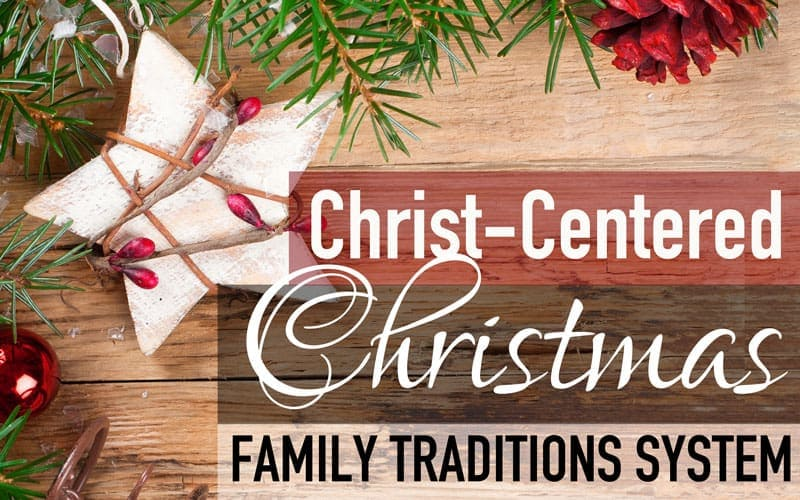 teaching kids the meaning of christmas plus free printable