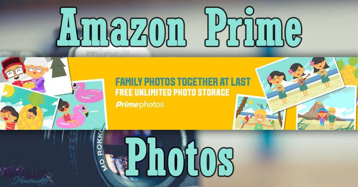 Amazon Prime Photos: Plus a chance to win a $500 gift card provided by Amazon.com""