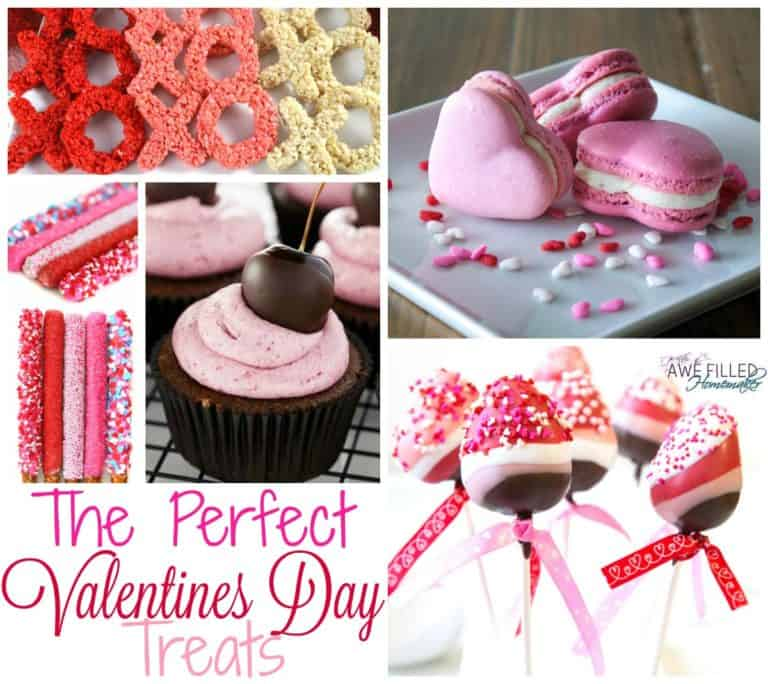 Valentine's Day Treats For Your True Love