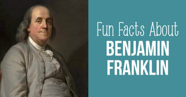 Fun Facts About Ben Franklin