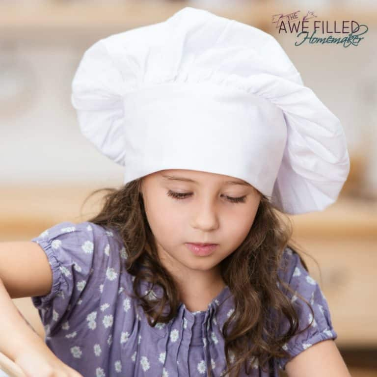 Three Ways For Kids to Help In The Kitchen