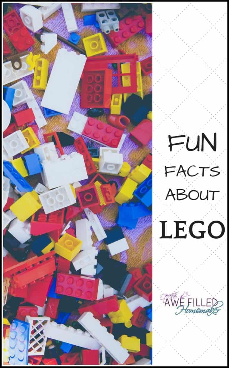 Fun Facts About Lego