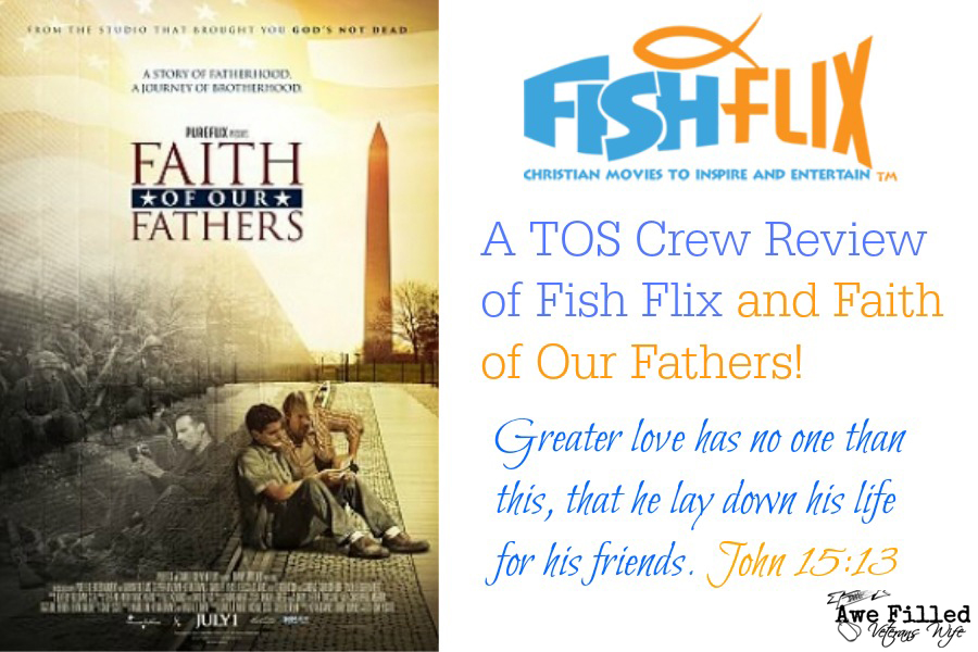 Faith of Our Fathers {TOS CREW REVIEW}