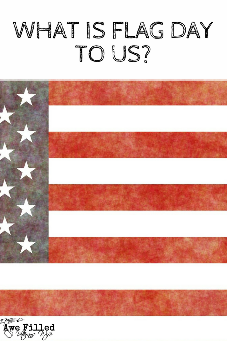 What is Flag Day to us…..