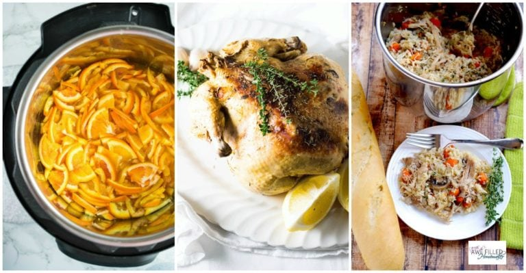 19 More Easy and Delicious Instant Pot Eats!