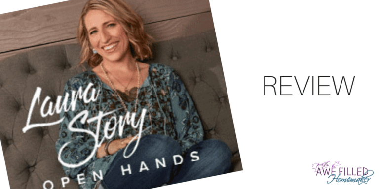 Laura Story: Open Hands