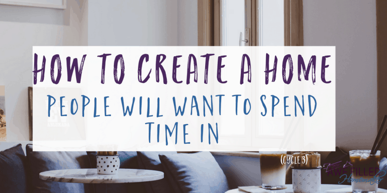 How to Create a Home People Will Want to Spend Time In