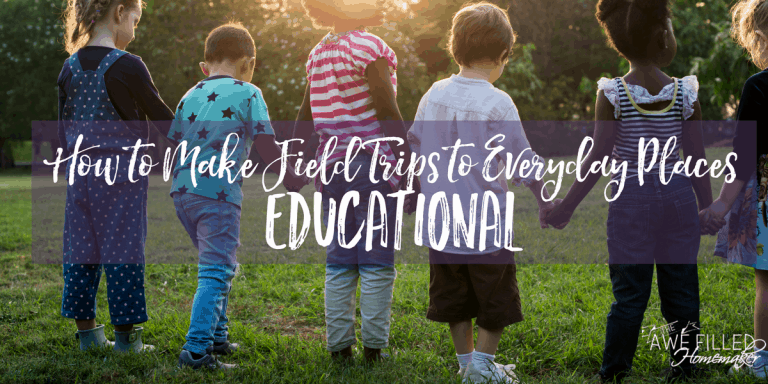 How to Make Field Trips to Everyday Places Educational