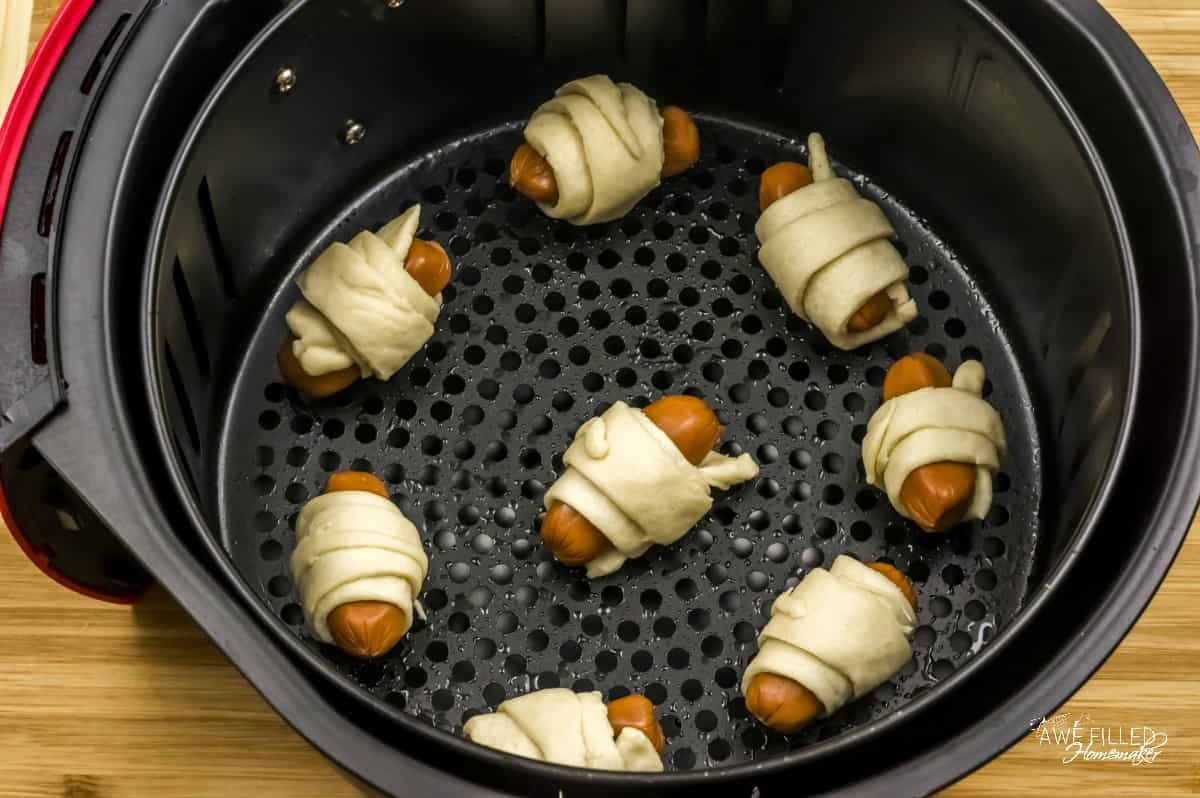 Crescent Pigs In A Blanket