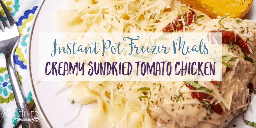 Instant pot meal plan August is here! All of your monthly meals planned out for you.