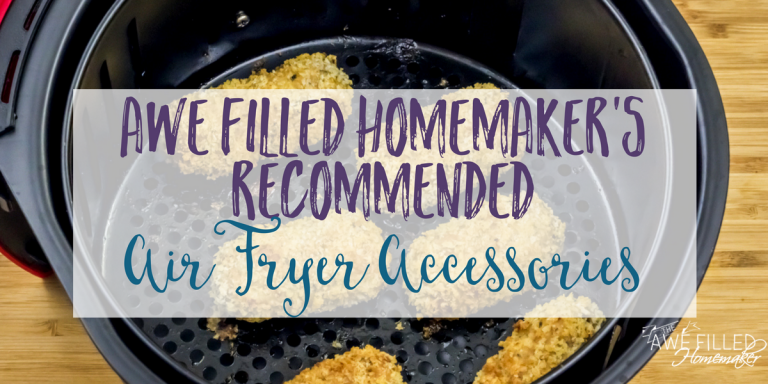 Recommended Air Fryer Accessories