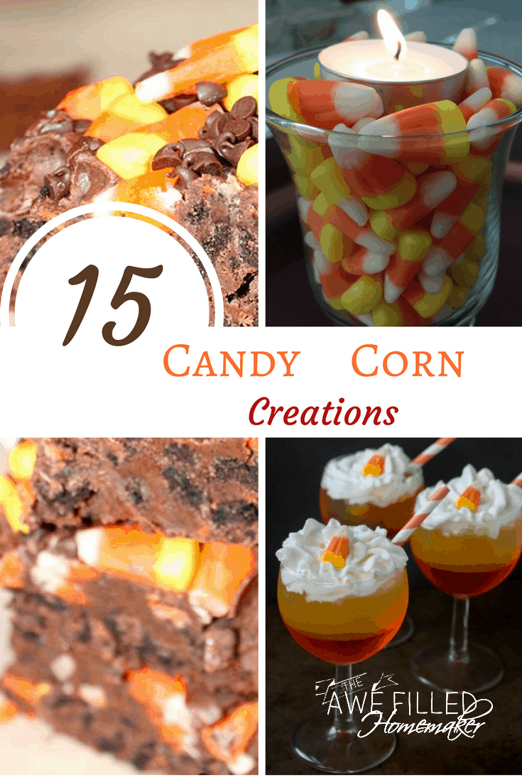 Candy Corn Creations