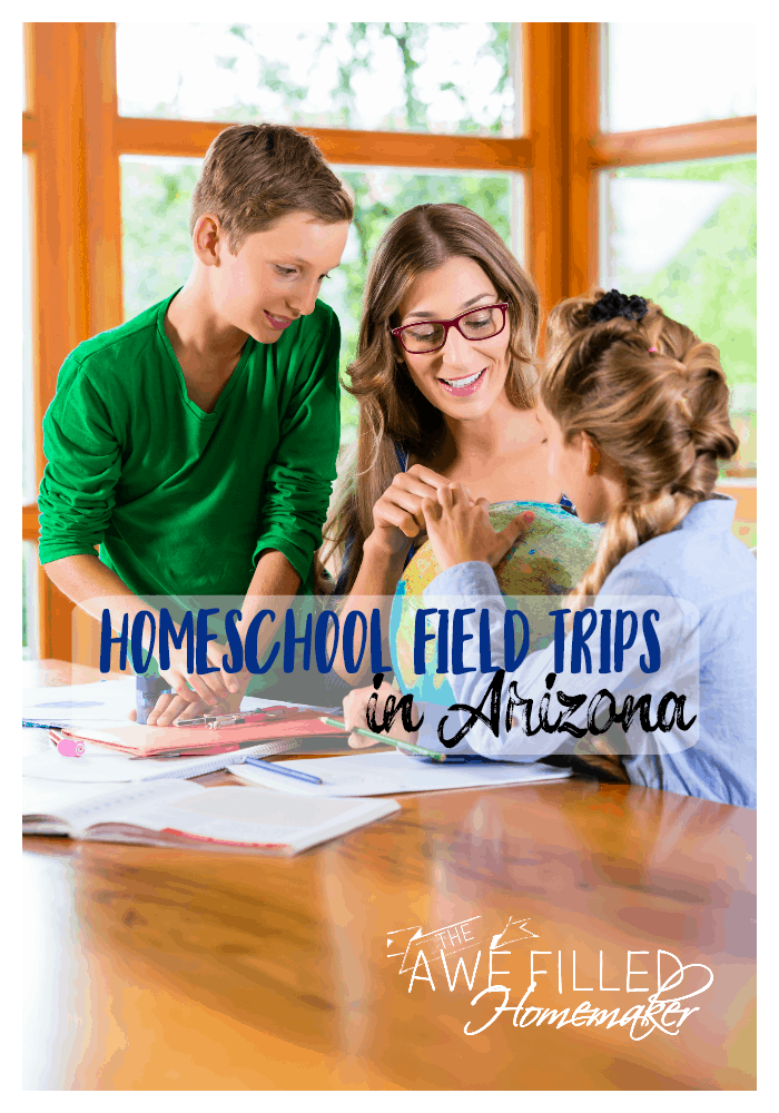 Homeschool Field Trips in Arizona