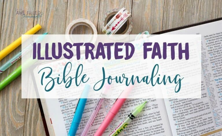 Illustrated Faith Bible Journaling