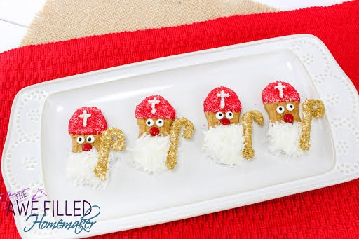Have you as a Christian ever wondered how you can tie in Santa without deviating from God's Holy Word? Well, we did too. These St. Nicholas day resources will help you teach your children the true meaning of and story behind this man who inspired the legend of Santa. St. Nicholas unit study recipe