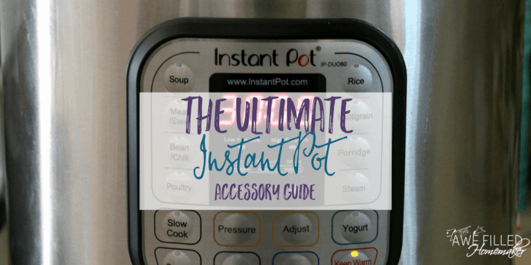 The Ultimate Instant Pot Accessory Guide