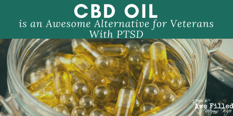 CBD Oil is an Awesome Alternative for Veterans With PTSD
