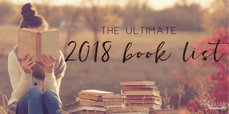 The Ultimate 2018 Book List