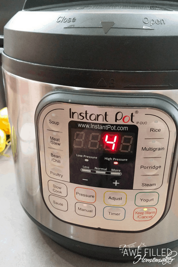 Make the perfect sweet tea in just 4 minutes!