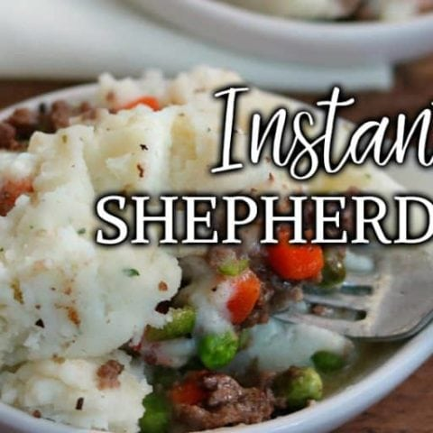 instant pot shepherds pie recipe as a perfect all in one comfort food