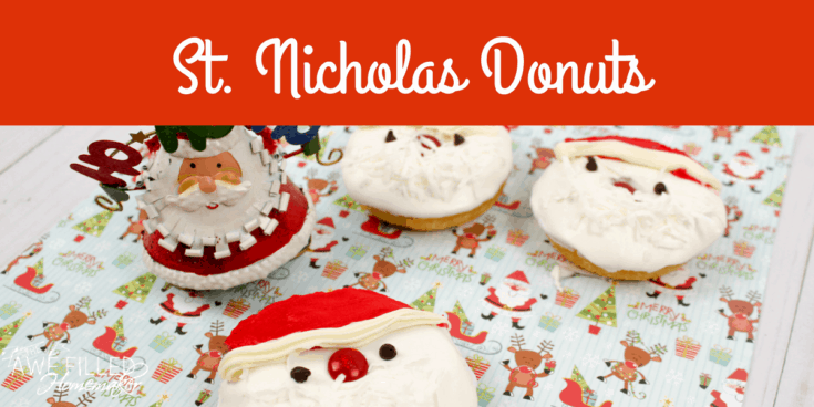 St. Nicholas Day Donuts