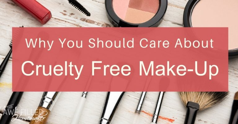 Why You Should Care About Cruelty Free Make-Up