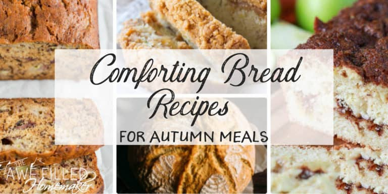 Comforting Bread Recipes for Autumn Meals