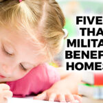 Five Ways That The Military Can Benefit Your Homeschool