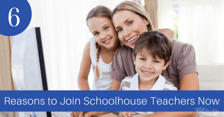 6 Reasons to Join Schoolhouse Teachers Now