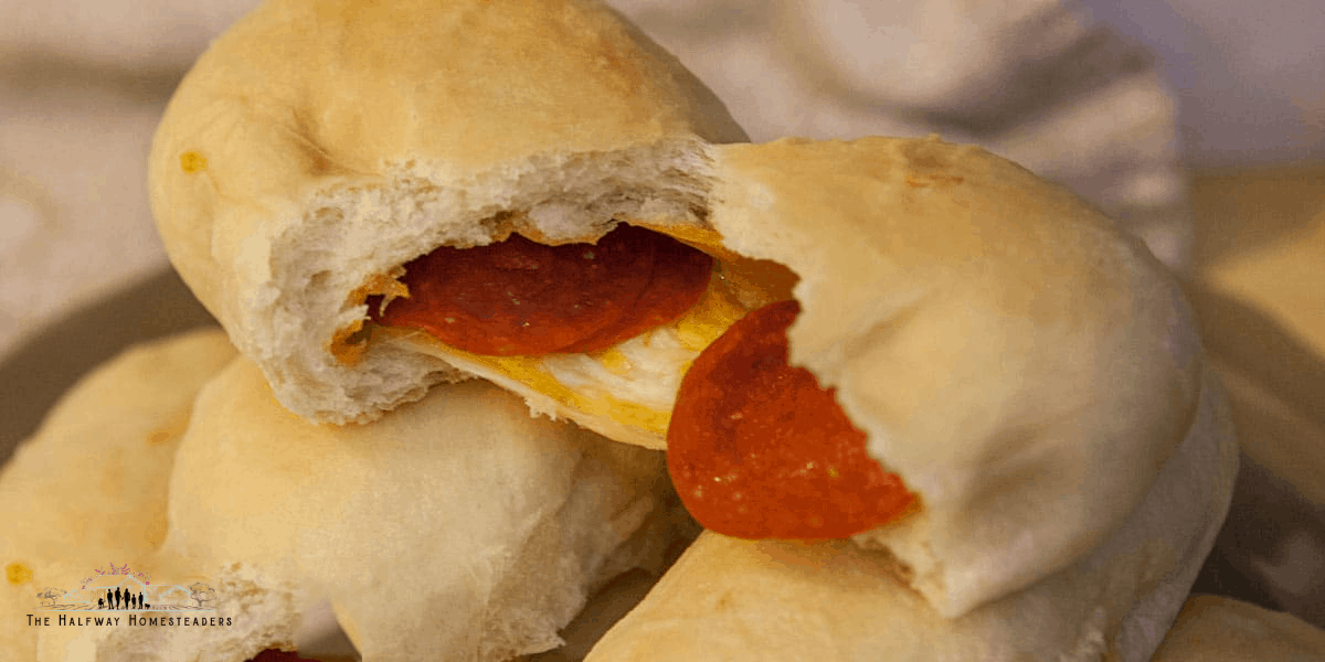 Best and Easy West Virginia Pepperoni Rolls