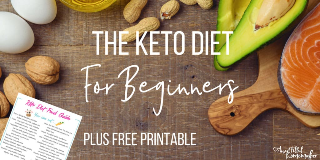 The Keto Diet For Beginners