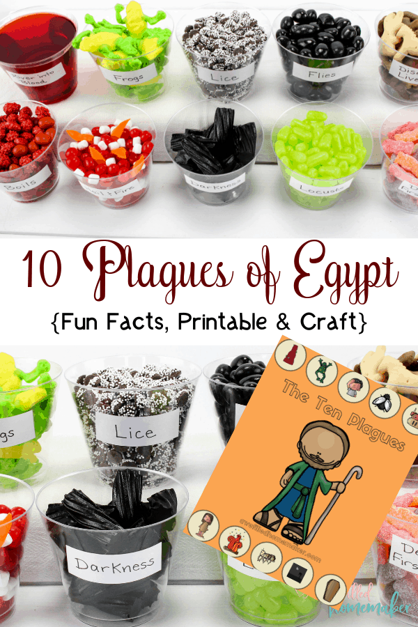 picture regarding 10 Plagues Printable known as Pleasurable 10 Plagues of Egypt Free of charge Exciting Data, Printable and Craft