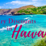 Military Discounts in Hawaii