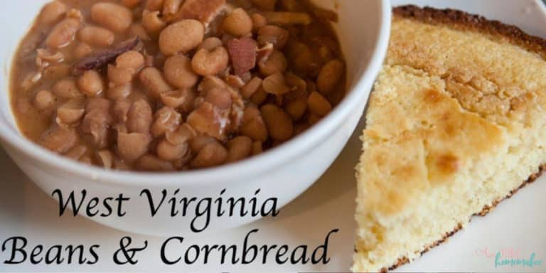West Virginia Beans & Cornbread