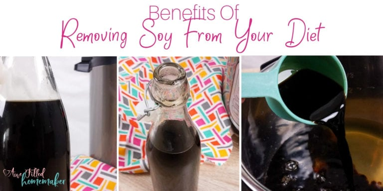 Benefits of Removing Soy From Your Diet