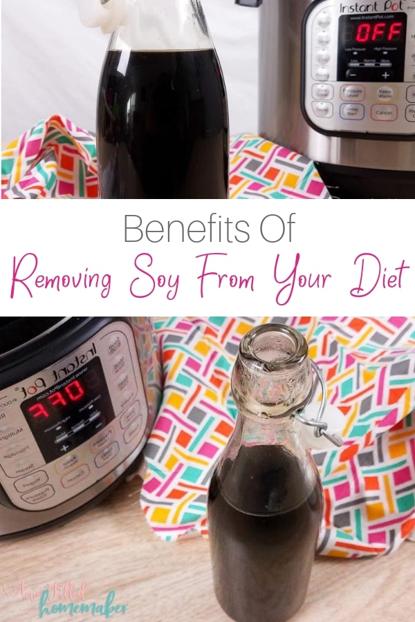 how to eliminate soy from your diet