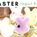 Easter Yogurt Pops