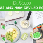 Dr. Seuss Green Eggs and Ham Deviled Eggs Recipe
