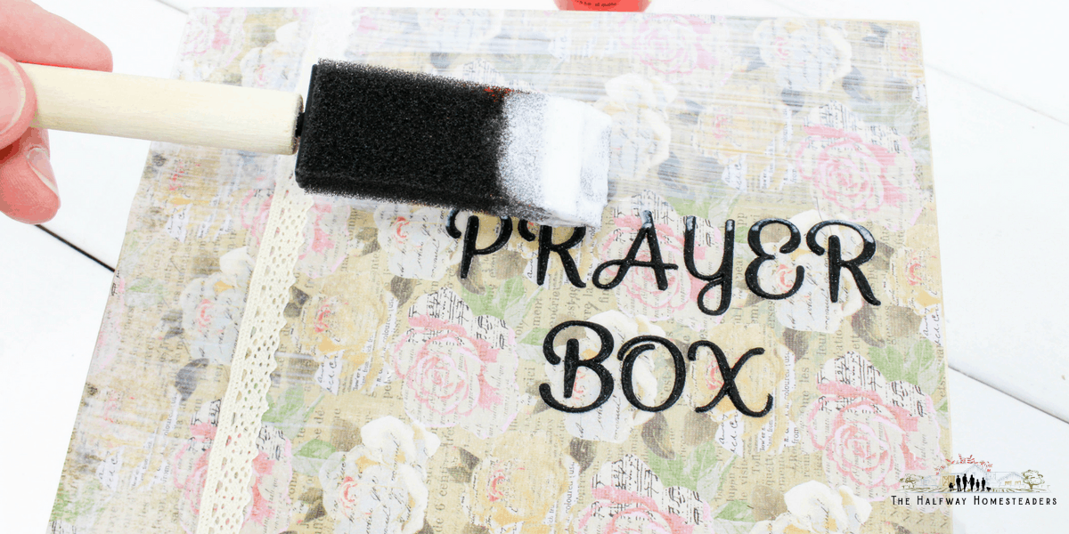 What is a Prayer Box? How to Make Your Own