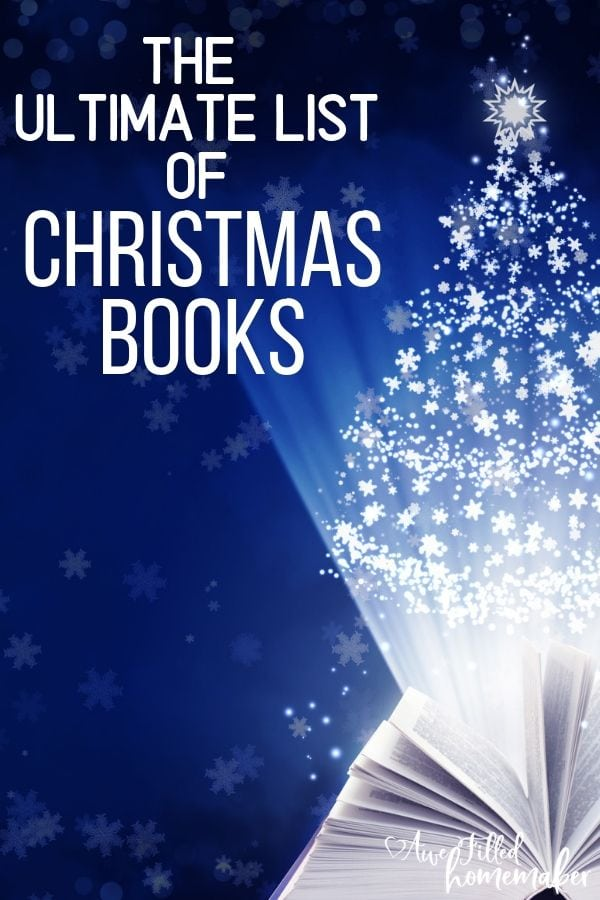 the ultimate list of christmas books