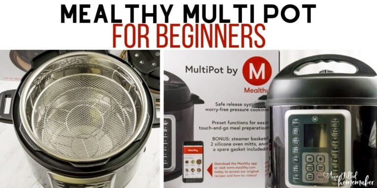 Mealthy Multi Pot For Beginners