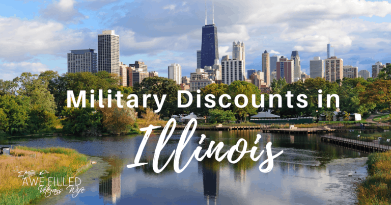 Military Discounts in Illinois