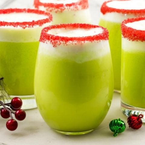 Holiday  Grinch Punch