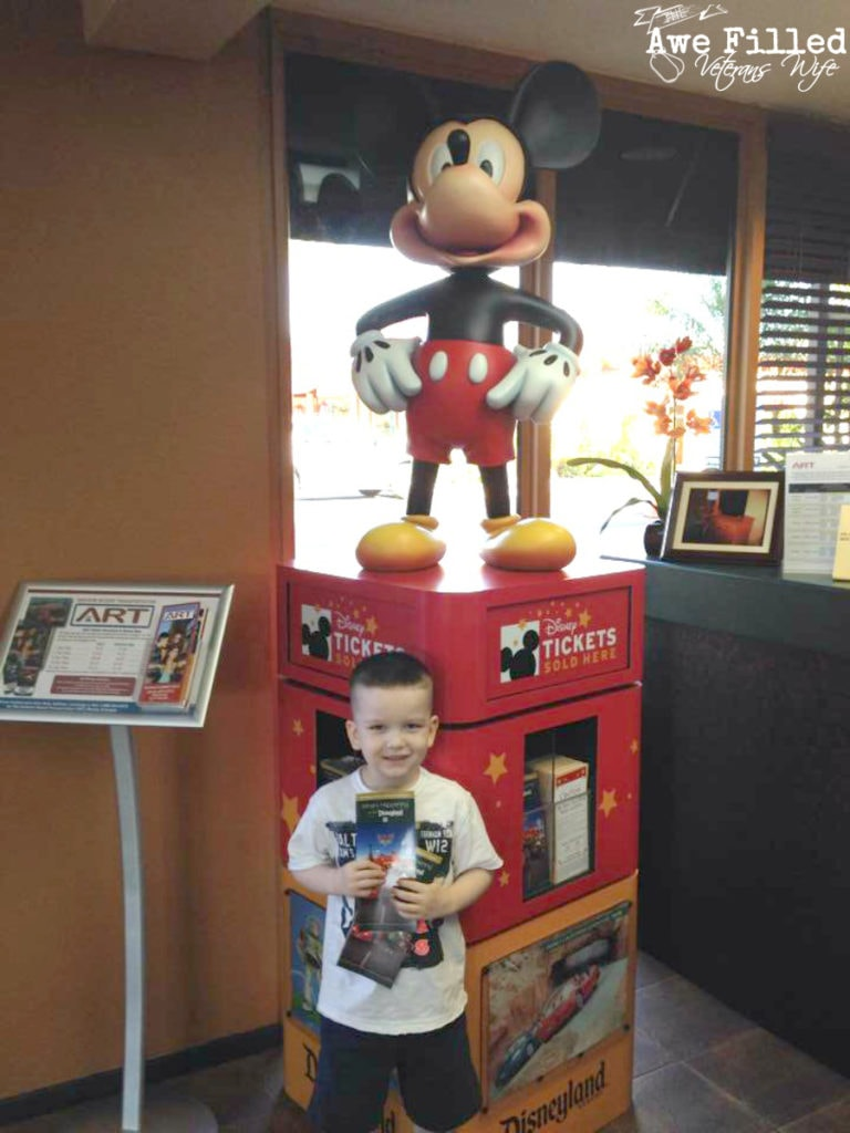 Walt Disney World Vacation For Military Families