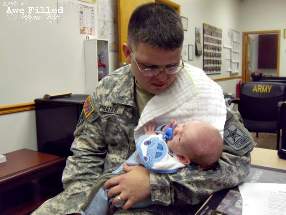 My Kids Didn't Pick The Military Life, but We are Grateful for it.