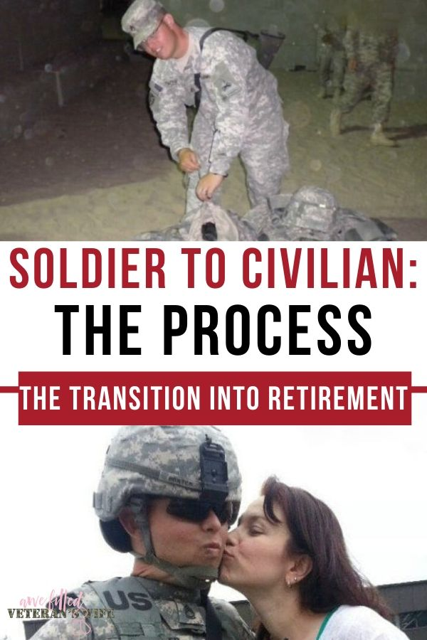 Soldier to Civilian (Part 2) – The Process