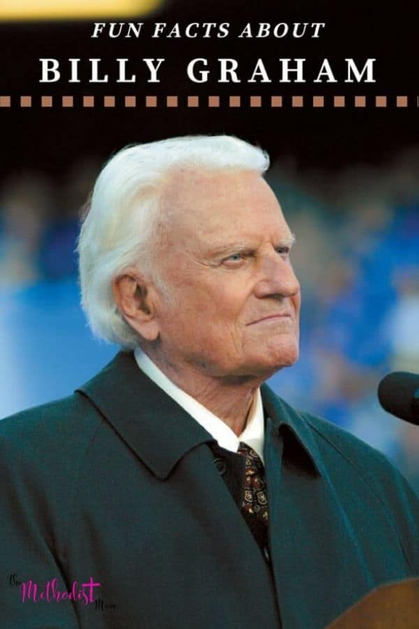 Fun Facts About Billy Graham