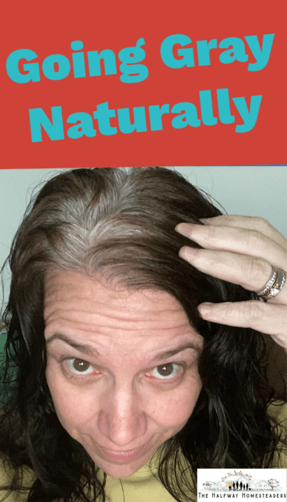 Going Gray Naturally